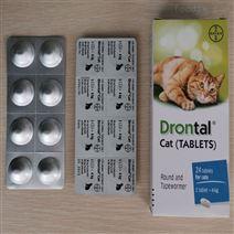 德国拜耳宠物驱虫药Drontal Cat铝铝包装机