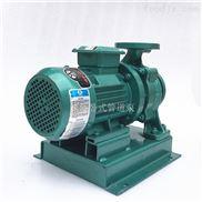 沃德管道增压泵卧式离心泵供水泵