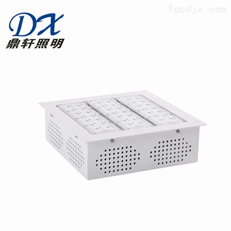 LED嵌入式油站灯GSL03-50W甘肃加油站灯
