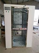 合肥电子厂冷板不锈钢风淋室 单人双吹规格