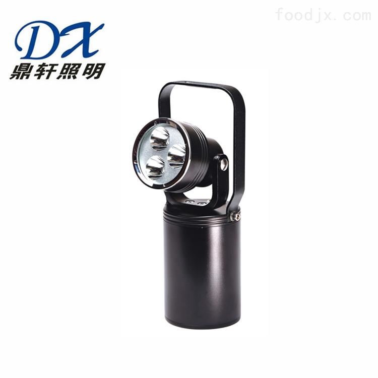 货场装卸DYB7520-E10手提防爆工作灯磁力