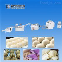 全自动圆(方)馒头生产线