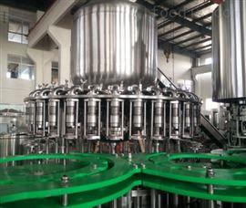 CGF12-12-6玻璃瓶旋盖三合一灌装机