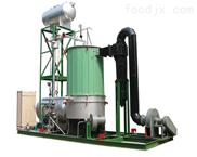 立式燃生物质导热油炉