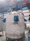 供应重庆2000L不锈钢反应釜 聚氨酯生产设备