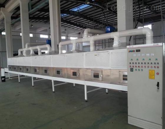 山东济南葡萄干微波干燥灭菌设备厂家