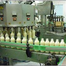 全自动瓶装豆奶灌装生产线