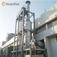 voc有机废气处理设备 玻璃钢脱硫塔