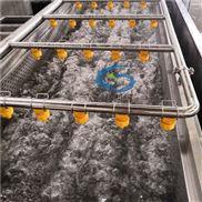利特提升式大葱清洗机