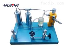 压力表氧气表两用校验器的参数应用