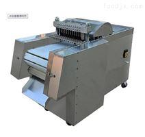 不锈钢肉制品加工设备猪肉切块机