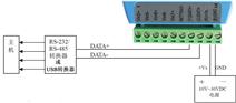 电压电流模拟量输入模块