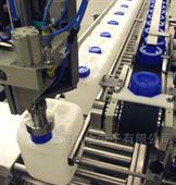 全自动液体灌装机广口桶涂料液体肥灌装线