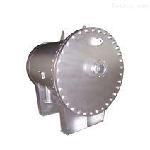 萬益宏螺旋板換熱器廠講述內部泄露處理辦法