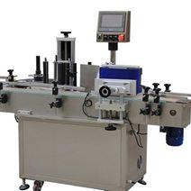 不銹鋼全自動包裝設備立式自動貼標機
