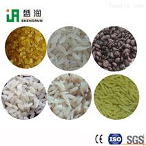 挤压再造米生产线