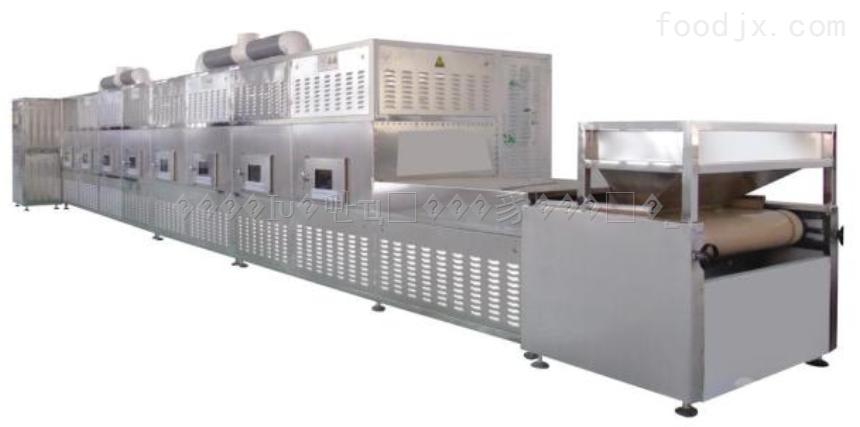 生面 面条微波干燥杀菌设备供应