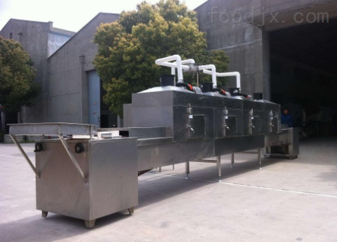 RC-55KW宠物饲料微波烘干设备