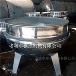 双层蒸汽夹层锅