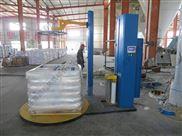壓頂式托盤纏繞膜包裝機 泡沫板化工袋紙箱