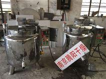不锈钢蒸汽导热油循环加反应釜恒温加热反应锅