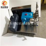 广东航冠公司 CAT高压泵得到客户的青睐