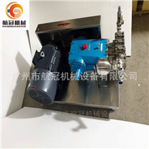 CAT泵3537设备的排除方法 广州航冠机械设备