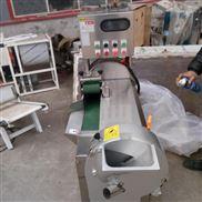香菇切丁机 切蘑菇机设备 山药切片机
