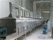 食品快速干燥设备-连续式微波干燥机