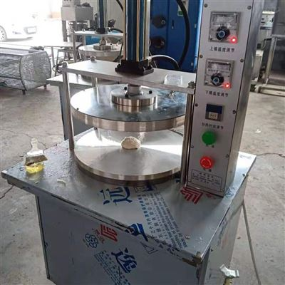 LR-BJ不锈钢手抓饼单饼春饼鸡蛋灌饼压饼机