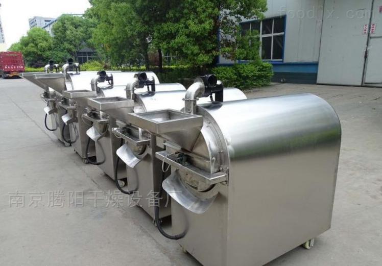 CY-550.900型滚筒式电加热炒米机