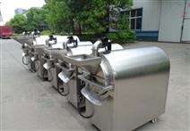 电加热滚筒式咖啡豆炒制机