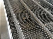 食品油炸乙型网带式输送机/宁津网带输送机械厂家