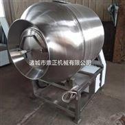 900型号-DZJX-100不锈钢连续式鸡柳真空滚揉机 厂家