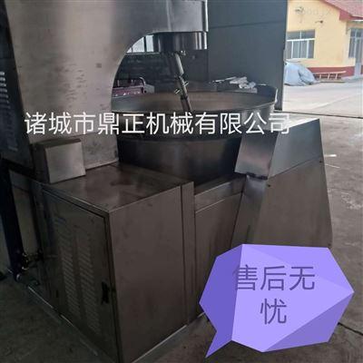 鼎正机械DZJX -500全自动电磁高粘度行星搅拌炒锅