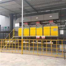 RCO吸附脫附+催化燃燒一體化廢氣處理設備