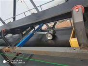 河南勤英称重100T/H皮带秤传感器更换