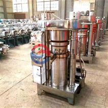 供应不锈钢液压榨油机立式芝麻花生油压榨机
