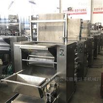 全自动提拉米苏蛋糕生产线 自动饼干撒粉机