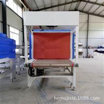 大型 pe膜袖口式纸箱热收缩包装机