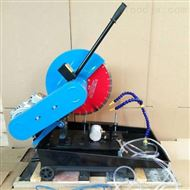 HQP-100型混凝土切片机