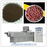 TSE70膨化鱼饵生产设备
