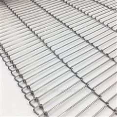 食品油炸生产线不锈钢乙字型网带