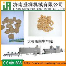 濟南全自動 大豆組織蛋白制作機器機械