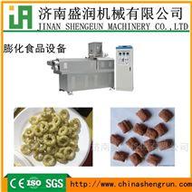 盛潤TSE65休閑食品生產線價格