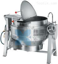 燃气熬煮锅 立式燃气汤锅 可倾斜式汤锅