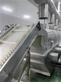 直線流化床烘乾生產線、冷卻節能制粒線