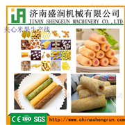 TSE65休闲食品生产线价格