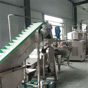 小型全自動水果汁飲料生產線