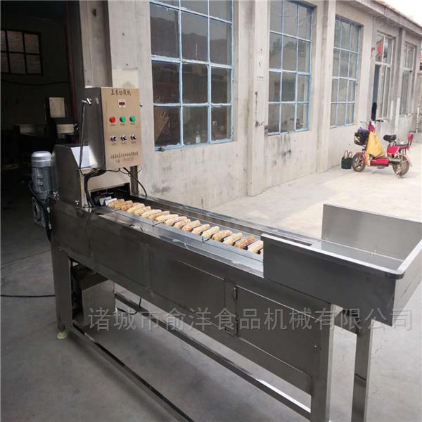 厂家*多功能土豆高压喷淋气泡清洗机